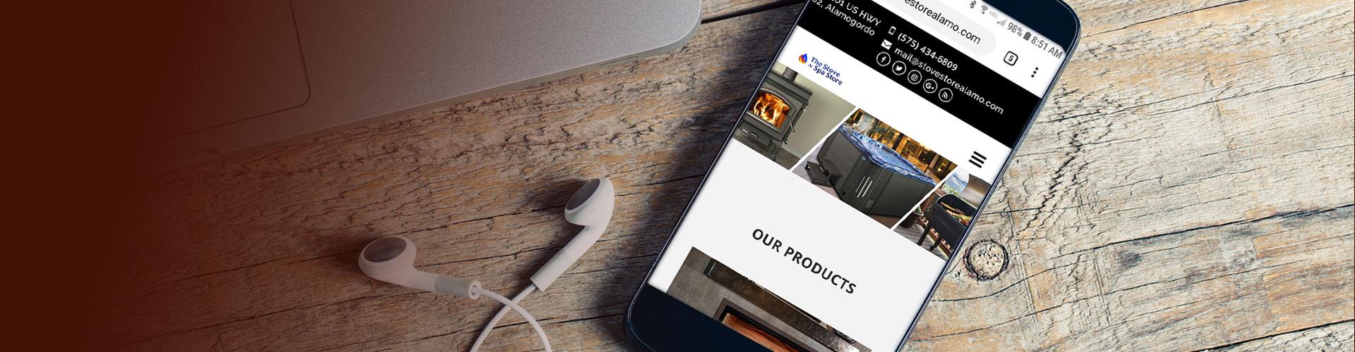 Professional New Mexico Website Design, Development, Digital